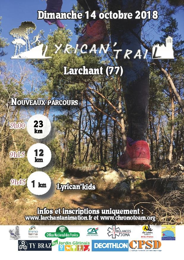 LYRICAN'TRAIL